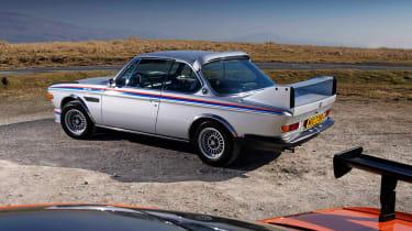 BMW 3.0 CSL rear static
