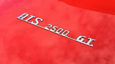ATS Automobili GT 1963 - badge