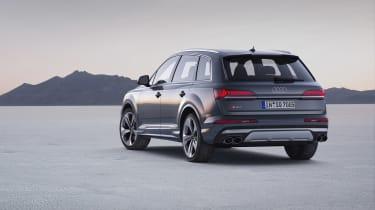 Audi SQ7 TDI - rear quarter