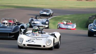 Prototype racers