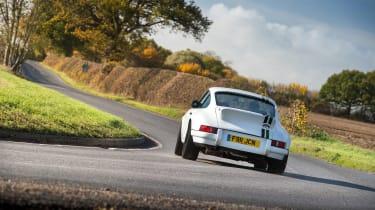 Paul Stephens Porsche 911 - rear action