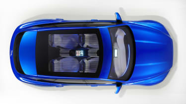 Jaguar C-X17 SUV concept revealed at Frankfurt
