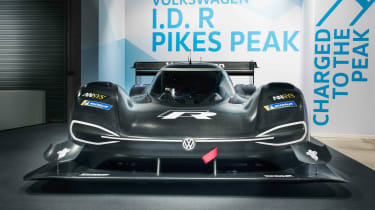 VW ID R – front