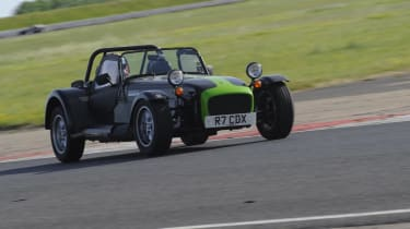 evo dunlop track competition Caterham