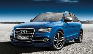 Audi SQ5 'Exclusive' to launch at Paris