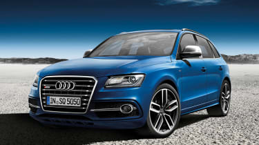 Audi SQ5 'Exclusive' to launch at Paris