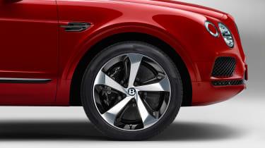 Bentley Bentayga V8 petrol - discs