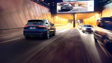 Porsche sponsored