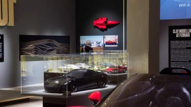 Ferrari: Under the Skin - models