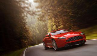 Aston Martin Vantage updated