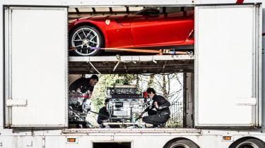 GTO Engineering truck