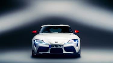 Toyota GR Supra 2.0 - nose