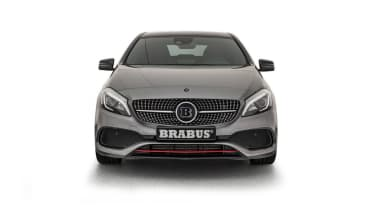 Brabus A 45 AMG - front