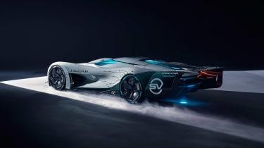 Jaguar Vision Gran Turismo SV Concept - rear quarter