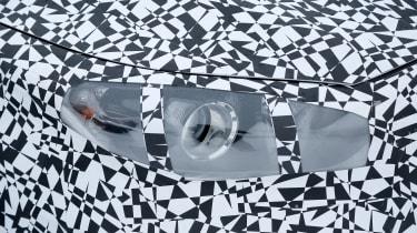 Kia Ceed third-gen – headlight