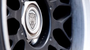 Jaguar XJ220 alloy wheel