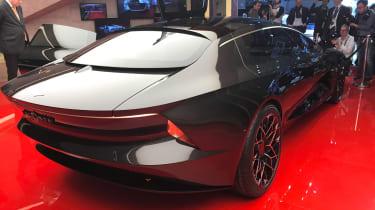 Aston Martin Lagonda Concept  – rear