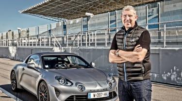 Jean-Pascal Dauce life in cars