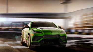 Lamborghini Urus ST-X - nose