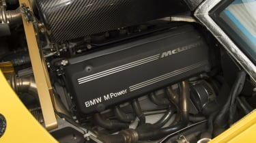 McLaren F1 - engine