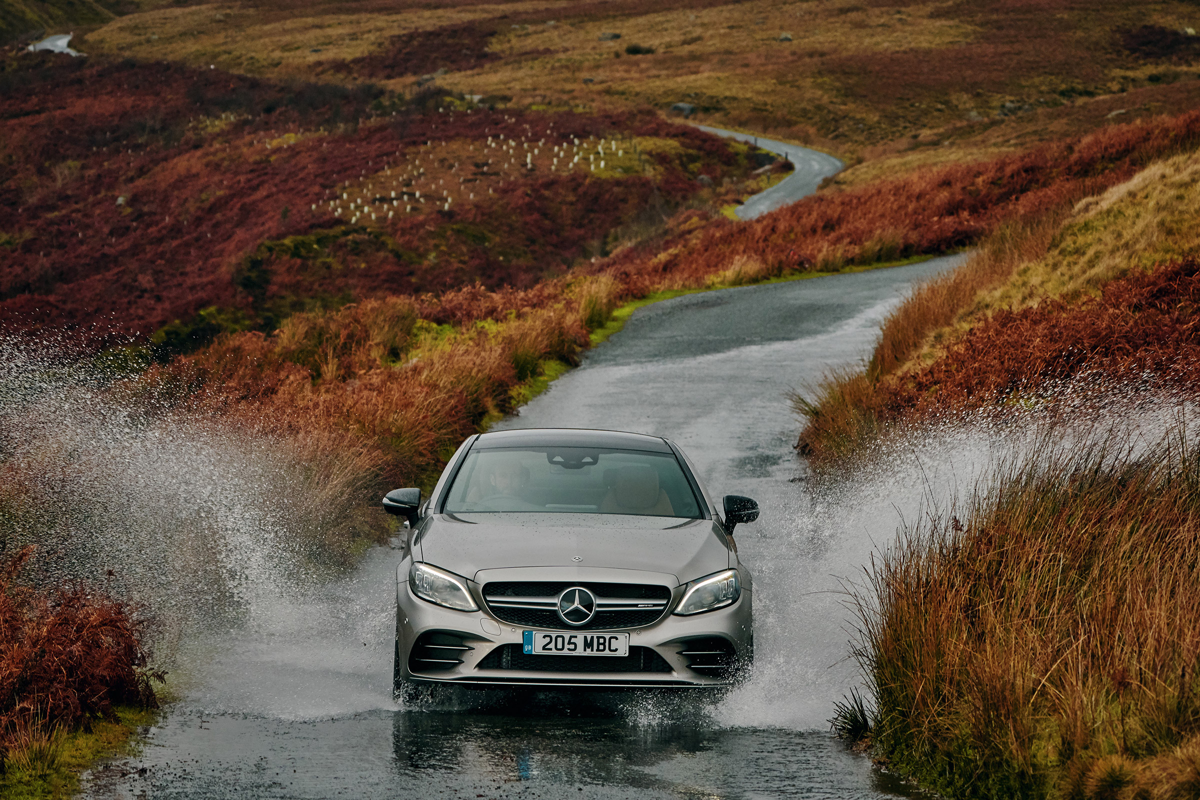 2019 Mercedes-AMG C43 Coupe review – better think twice