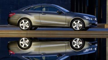 Mercedes E-Class Coupe 250 CDi