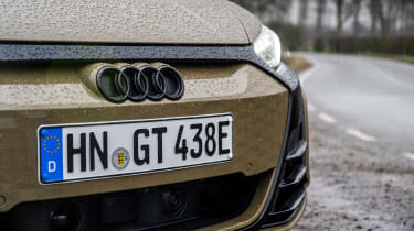 Audi RS e-tron GT evo - grille