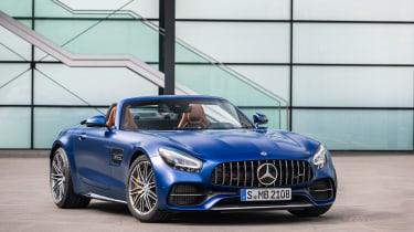 Mercedes-AMG GT C front