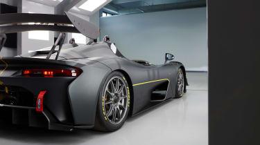 Dallara EXP – rear