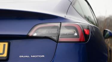 Tesla Model 3 MY21 - rear light