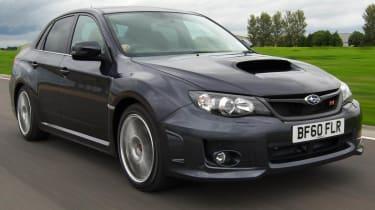 Subaru Impreza WRX STI saloon