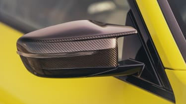 BMW M4 Competition 2021 review – mirror