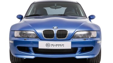 BMW M coupe buying guide - front