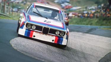 BMW 3.0 CSL shot