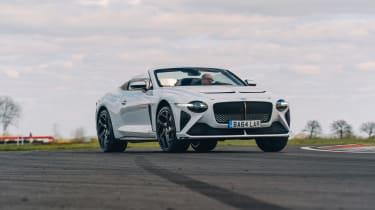 Bentley Bacalar dev - slide