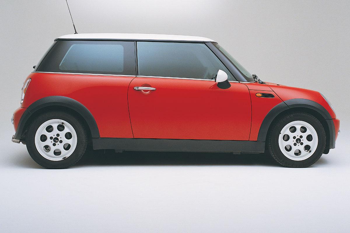 Mini Cooper (2006) - Mini Cooper checkpoints | Evo