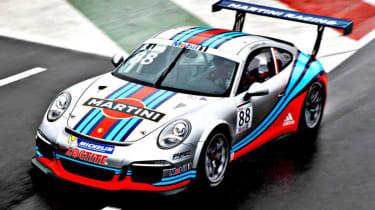 Martini Porsche Supercup Sebastien Loeb