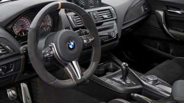BMW M Performance Parts Concept – interior