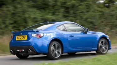 Subaru BRZ price cut