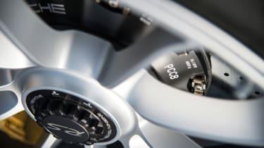 Porsche 911 (991) GT3 RS - Wheel