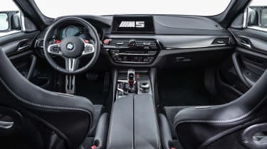BMW M5 M Performance parts - interior