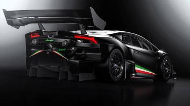 Zyrus Engineering Lamborghini Huracán LP1200 rear