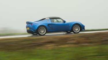 eCoty Lotus Elise Sport 220 - profile
