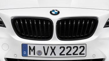 BMW M240i M Performance - grill