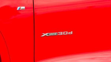 BMW X4 xDrive30d - Badge