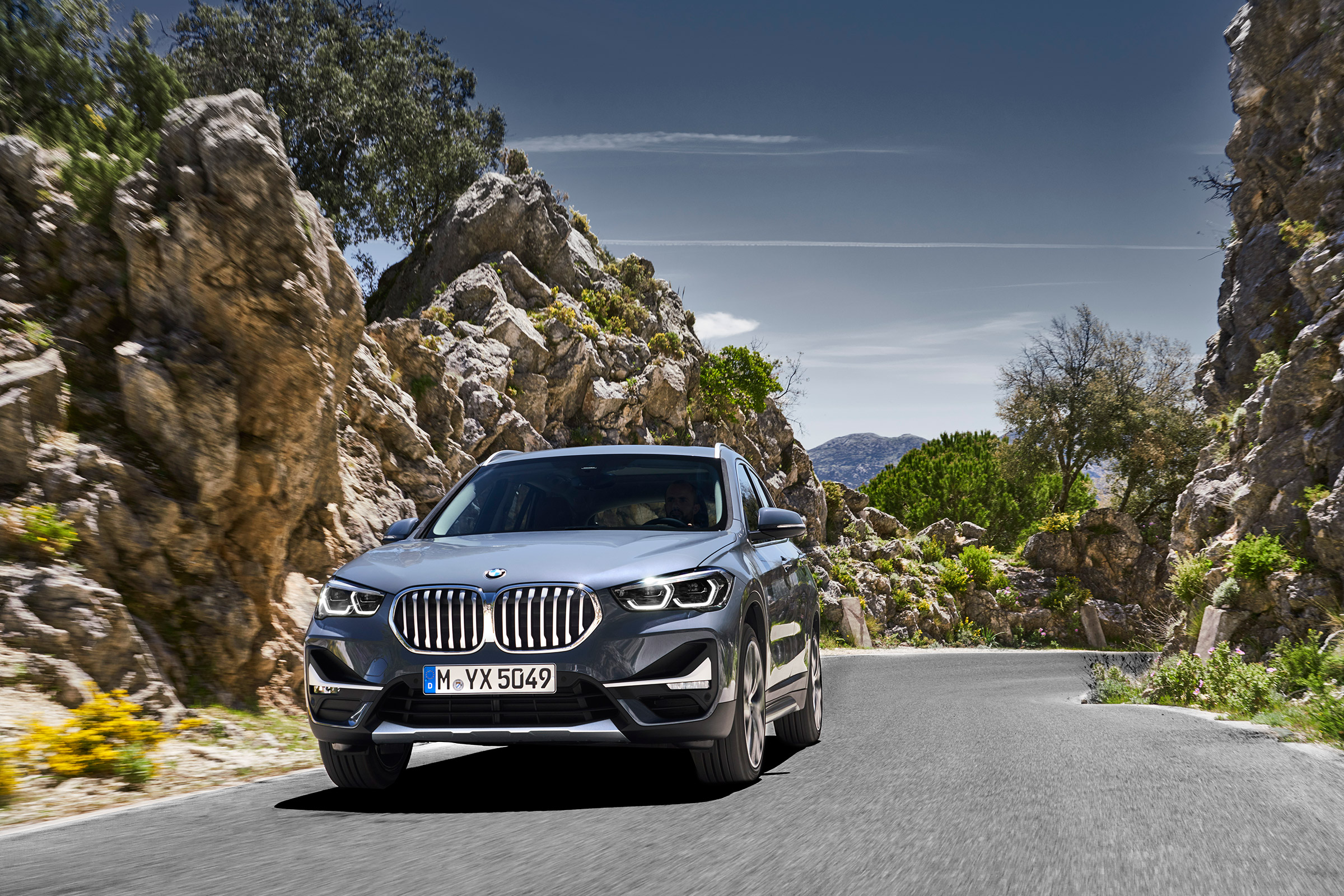 2019 BMW X1: Refreshed, Changes, Price >> 2019 Bmw X1 Facelift Revealed Mid Cycle Update For Audi Q3
