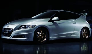 Honda CR-Z Mugen front