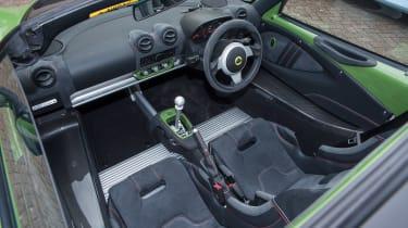 Lotus Exige Sport 410 – interior