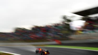 Formula One Round 13 - RB Quali