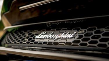 Lamborghini Huracán Evo RWD – badge